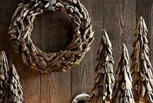 FLO. - Christmas decorating.