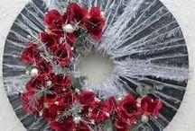 FLO. - Christmas wreaths for indoor.