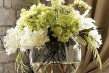 FLO. - Floral arrangements.