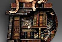 Cats : Charles Wysocki.