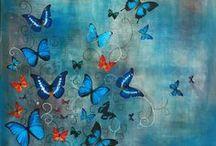 Art : Litlle Critters - Butterfly.