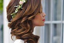 """WEDDINGS """"hair"""""""