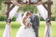 "WEDDINGS ""roustic theme"""