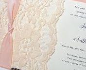"""WEDDINGS """"invitations"""""""