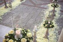 "WEDDINGS ""church decor"""