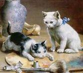 Cats : Carl Reichert.