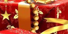 CHR : Golden & Red Christmas.