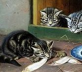 Cats : Horatio Henry Couldery.