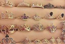 BLING / Gorgeous rings, necklaces, bracelets etc