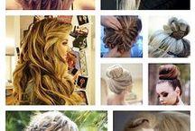 Hairstyles, cuts, colours. / Hair Ideas, hair ideas, hair ideas.