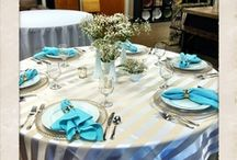 Tabletop Design / by The Boathouse