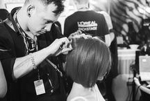 Behind the Scenes / A behind the scenes look at HOHB's runway work - LMFF 2013, Salon Melbourne & collection photo shoots.