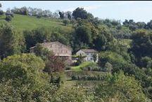 La Giravolta Country house Barchi Le Marche Italy