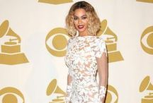 The Best of the Grammy Awards 2014 / Looks we loved at the 2014 Grammys - who doesn't love some red carpet action!