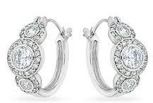 We Love: Earrings / Great selection of women's earrings from Baublebox.