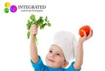 ILS Kids Nutrition / Health foods and fun meal ideas for children with learning challenges.