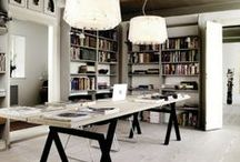 INTERIOR - Working spaces