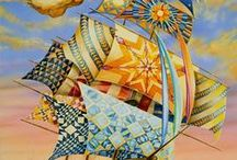 Art-Quilt-I-See... / True love, real passion http://patchworkdailydesire.blogspot.ca/
