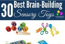 ILS Sensory Toys / Great toys kids will love for sensory play.