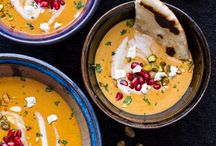 Soups and stews for rainy days!