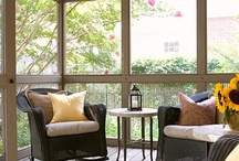 Screened Porch / by Beatrice & Bailey