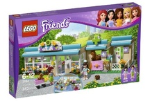 Lego Friends / Lego Friends | Come play with Lego Friends Olivia, Andrea, Emma, Mia and Stephanie in the delightful suburban settings of Heartlake City on the lake. Participate in the fun adventures of five girls as they share their deepest secrets in the Tree House, organize a party, go horseback riding in the mountains, spend the day shopping downtown or hanging out at the beach. / by Hot Legos