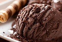 Ice Cream & Gelato Dreams / Ice Cream, Ice Cream Cakes, Gelato, Ices, Sorbets & Frozen Yogurt Treats!