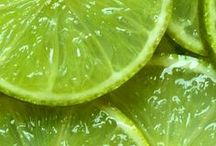 LIME & Luscious / Luscious Lime & Key Lime Recipes