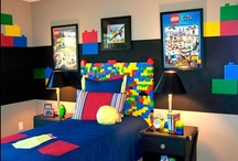 Lego Room Decor / by Hot Legos
