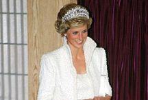 Diana, Princess of Wales / by Denise Tekamp