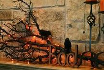 Halloween / My Favorite Time of the Year! / by Nancy James