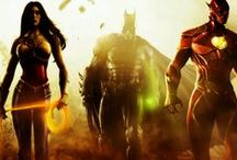 Superhero Team-Ups