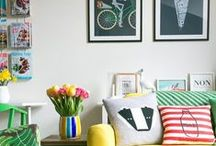 Home & Crafts / All sorts of fun crafts, home improvement and decoration ideas!