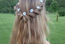 hair+makeup ideas / by Savannah Marie