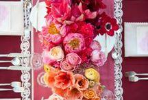 Flamingo Pink Weddings