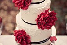 Red and White Velvet Inspirations
