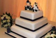 Becky's Cakes / Cakes for any occasion hand made by Rebecca Stockton, Wedding Cakes, Birthday Cakes, Cup Cakes, Christening Cakes And Novelty Cakes. www.onestopweddingshopstaffordshire.co.uk