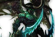 I love World Of Warcraft ~  / The Love of world of warcraft / by Marry Sezzel
