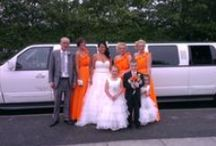 Top Gear Limousines / Travel in style with comfort, luxury and safety of your own private limousine for an unforgettable night out in the town with lots of your friends. Wherever you want to go, without the worry of driving or parking to spoil your day.  www.onestopweddingshopstaffordshire.co.uk