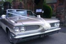 Wedding Dream Cars Staffordshire / Car Hire, Chauffeur, Caterer, Singing Telegram. www.onestopweddingshopstaffordshire.co.uk