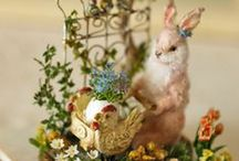 FOREVER YOUNG / magical dolls houses and miniature treasures