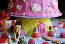 Magical Fairy Parties / fairy party décor and ideas