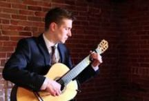 Ed Peczek - Classical Guitarist / Ed Peczek is an award winning classical guitarist who specialises in providing beautiful live music at weddings nationwide. He has over 10 years of professional experience and is guaranteed to make your wedding a success. For further information click the link http://onestopweddingshopstaffordshire.co.uk/item/ed-peczek-classical-guitarist/