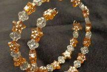 Bijoux adolescents / Du peps, de la couleur, de la fantaisie.... Des bijoux au goût de l'adolescence