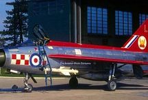 RAF 56 Squadron 'The Firebirds' and RAF 74 Squadron 'The Tigers'... / As it says