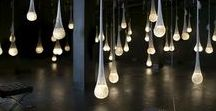 lamps, light objects and candles / DIY, inspiration, tip, ideas, instructions, upcycling projects