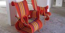 Mobilier Loubess / Boutique Loubess Mobilier -  art - design - africain
