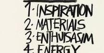 quotes / design, creativity, fashion...