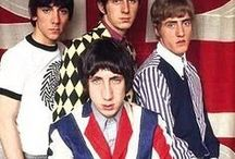The Who / Various Who related pics