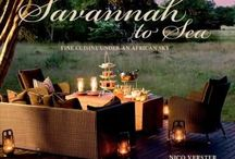 Books Worth Reading / Chef Nico Verster Cookbook Savannah to Sea
